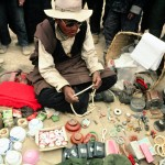 Markt in Xigatse